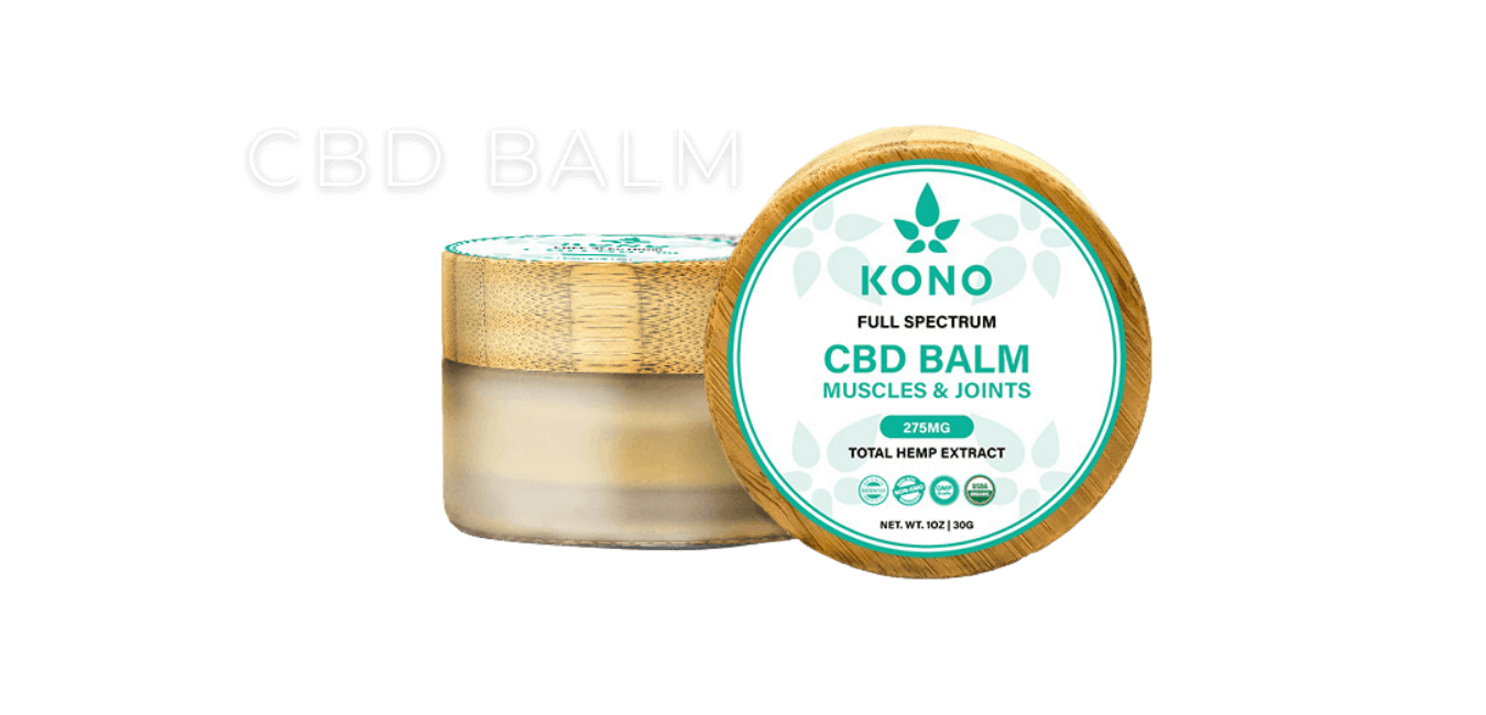 kono full spectrum cbd balm